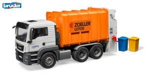 Bilde av MAN TGS Søppelbil