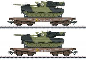 Bilde av DSB Slmmps tungvogner