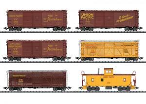 Bilde av Union Pacific - vognsett