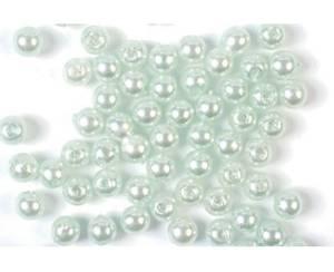 Bilde av Voksperler lys grønn 8mm